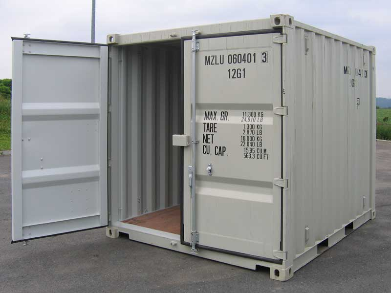 container kaufen lagercontainer 10 39 typ 300l menzl gmbh. Black Bedroom Furniture Sets. Home Design Ideas