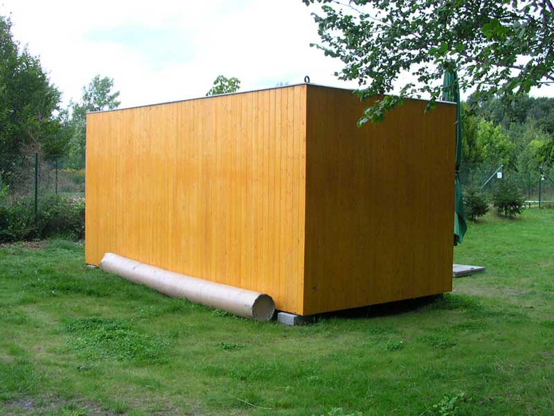 Gartenhaus container 28 images neu container for Container gartenhaus