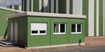 Container Vermietung und Verkauf Menzl GmbH
