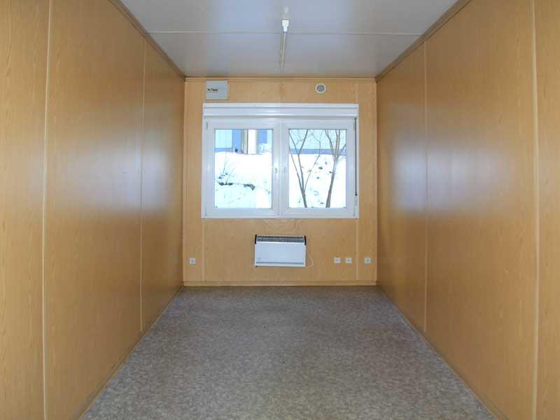sonderangebote gebrauchter b rocontainer 20 39 6x2 5m guter zustand menzl gmbh. Black Bedroom Furniture Sets. Home Design Ideas