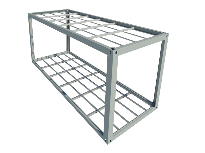 sonderangebote containerrahmen 20 39 neu kaufen stahlrahmen menzl gmbh. Black Bedroom Furniture Sets. Home Design Ideas