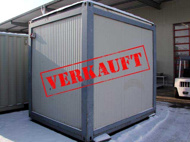 sonderangebote gebrauchter sanit rcontainer 10 39 3 x 2. Black Bedroom Furniture Sets. Home Design Ideas