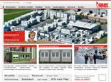 Menzl Webseite